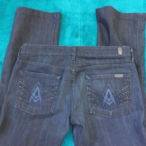 7 for All Mankind Jeans-32-A pocket